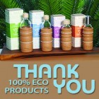 Thank You by Nature's Design, primele sticle 100% ECO din lume